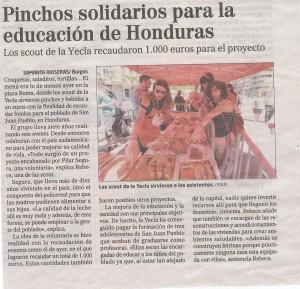 Pincho solidario