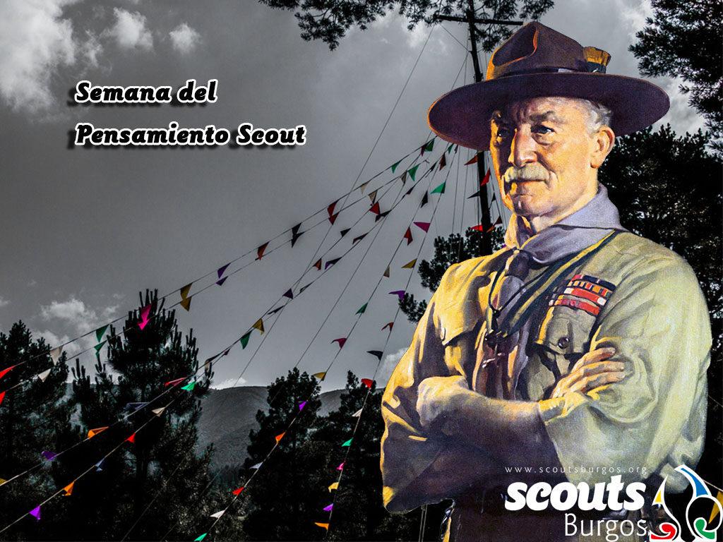 Semana del pensamiento Scout